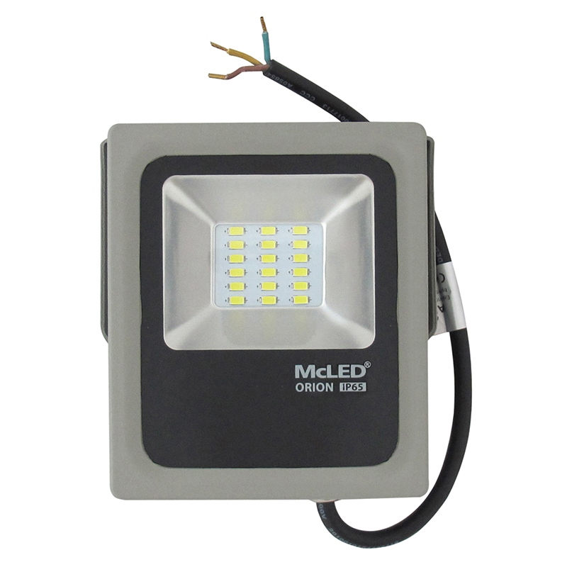 LED reflektor Orion 10W, teple bílá, McLED