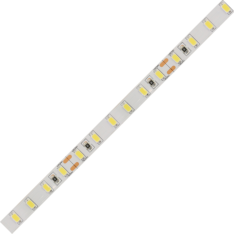 LED pásek SMD5730 teple bílá 10mm IP20, McLED 75 LED/metr, 24 W/metr, DC 24 V, IP20