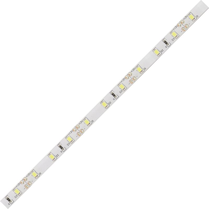 LED pásek SMD2835 teple bílá 8mm IP54, McLED 60 LED/metr, 6 W/metr, DC 12 V, IP54
