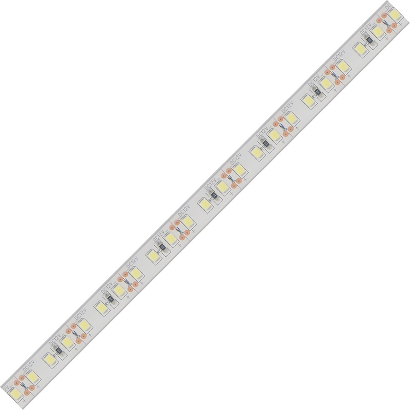 LED pásek SMD2835 teple bílá 1x3mm IP68, McLED 120 LED/metr, 12 W/metr, DC 12 V, IP68