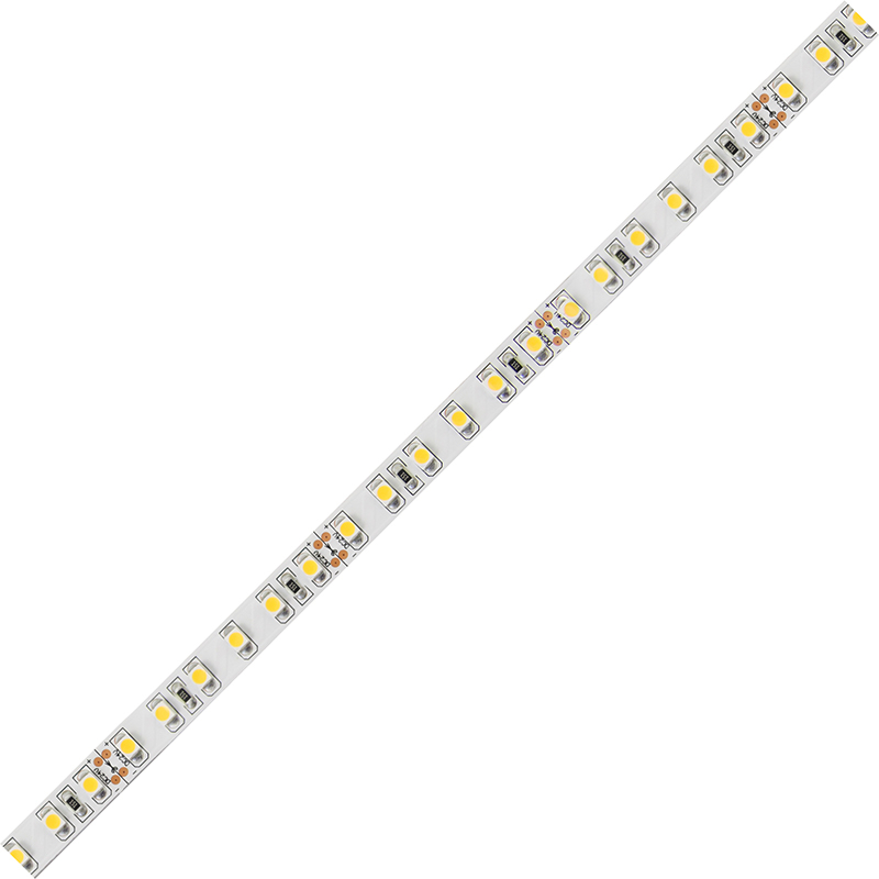 LED pásek SMD3528 červená 8mm IP20, McLED 120 LED/metr, 9,6 W/metr, DC 24 V, IP20